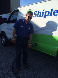 Shipley Energy driver
