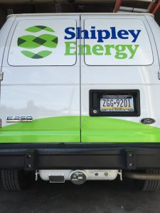 Shipley Energy truck