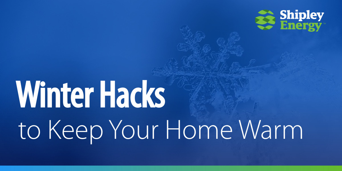 Winter Hacks to Keep Your Home Warm