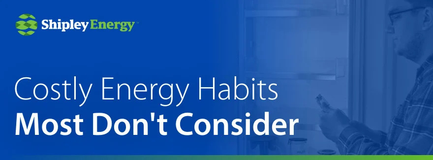 Costly Energy Habits Most Don't Consider