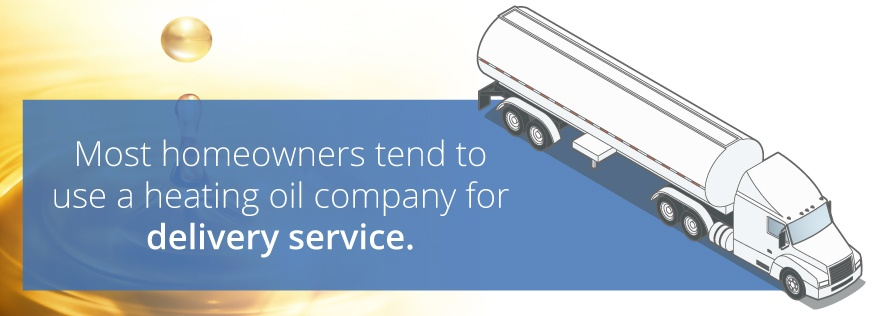 Oil Delivery Company