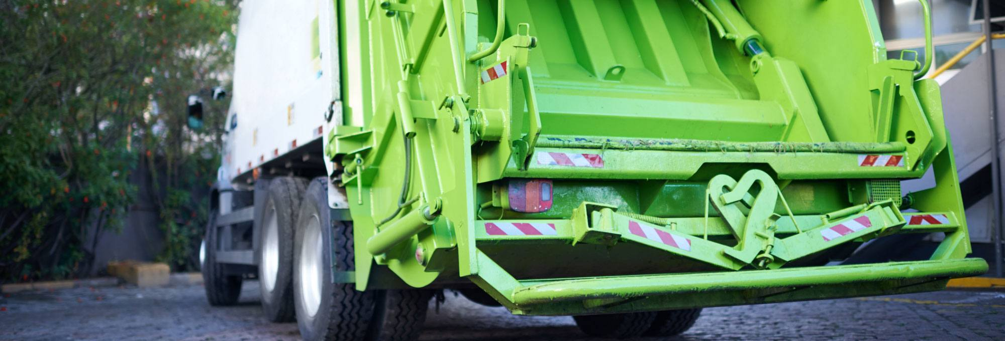 Waste Truck Fueling
