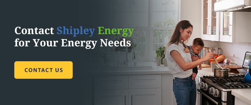 Contact Shipley Energy for All Your Energy Needs