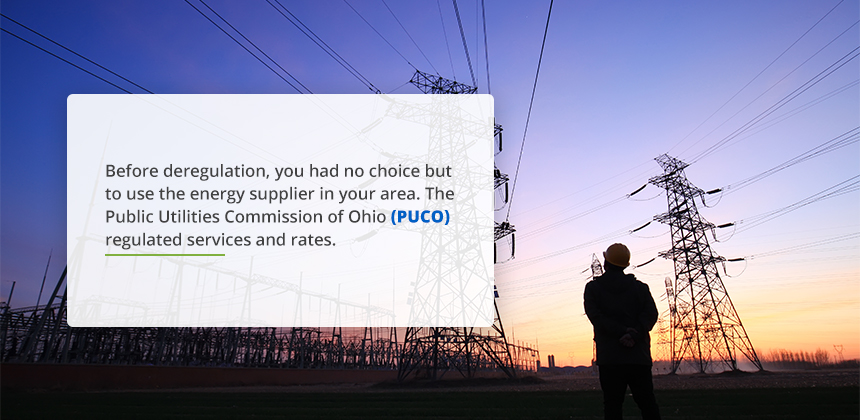 A Brief Guide to Energy Deregulation in Ohio