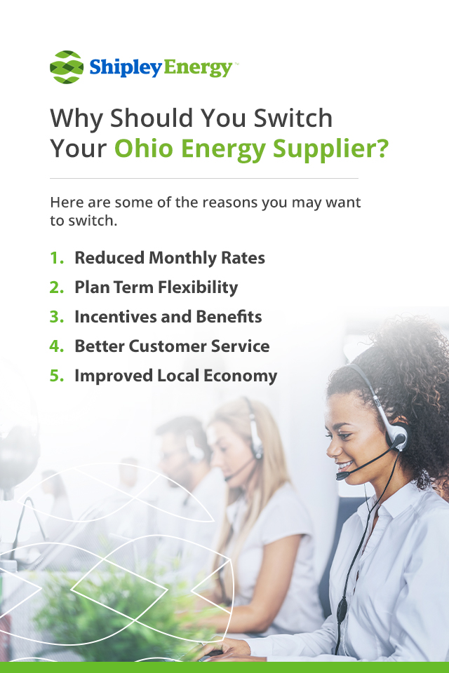 Why Should You Switch Your Ohio Energy Supplier?