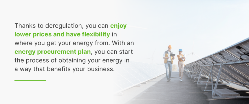 Why You Need an Energy Procurement Plan for Commercial Real Estate