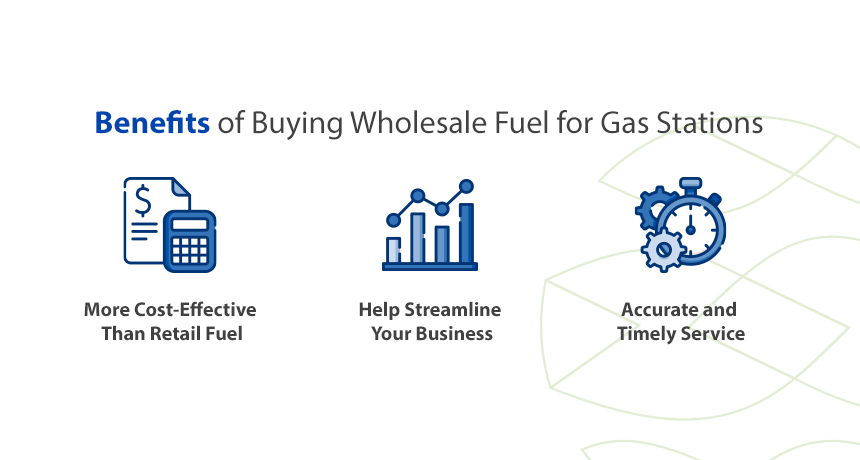 Benefits of Buying Wholesale Fuel for Gas Stations