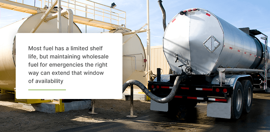 Tips for Maintaining Fuel Supply During an Emergency