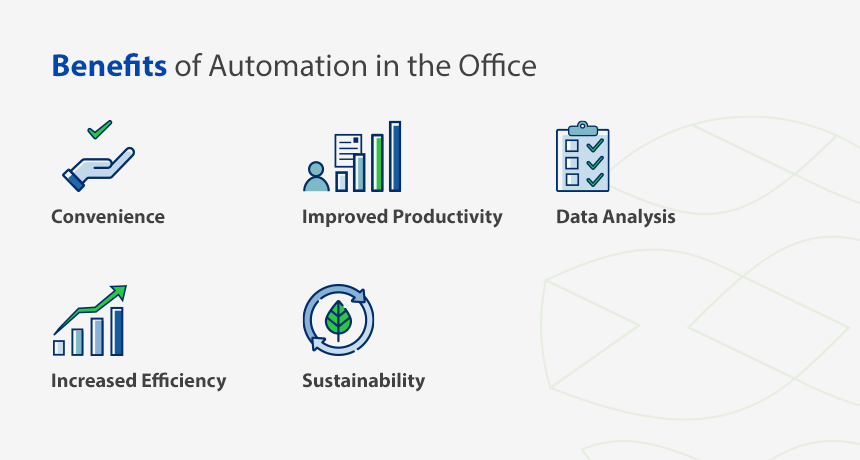 Benefits of Automation in the Office